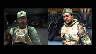 Halo Combat Evolved Anniversary Side by Side Part 1.1