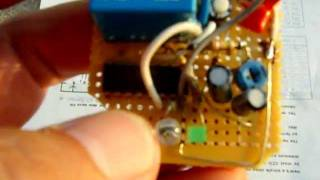 24 Hour Relay Activated Timer circuit