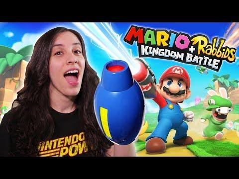 Let's Play Mario + Rabbids Kingdom Battle!!!