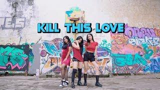 KILL THIS LOVE - BLACKPINK COVER BY SANDRINA
