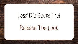 OOMPH! - Lass' Die Beute Frei (Lyrics + English Translation)