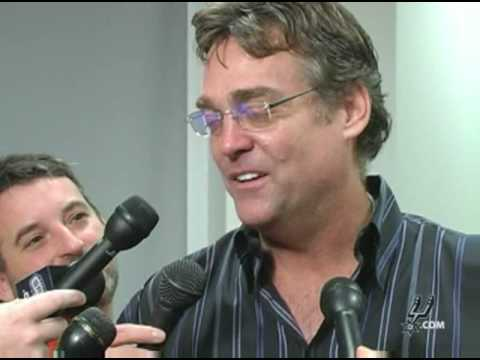 Spurs 2008 Draft : Spurs GM RC Buford