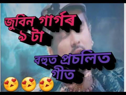 Zubeen Garg Top 9 Popular Assameae Song