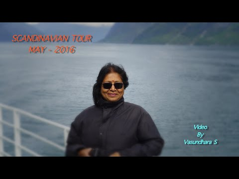 Scandinavian Tour - A wonderful Holiday