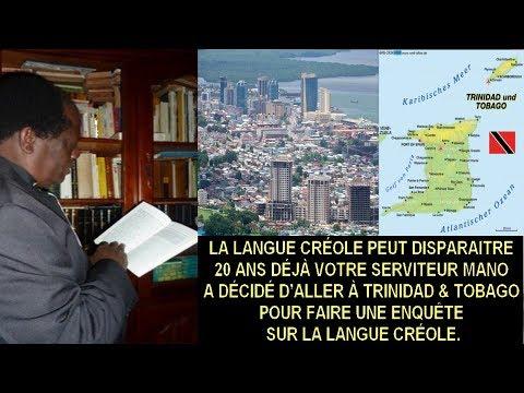 MANO RÉTRO- LIVE QUARTIER PARAMINE TRINIDAD ET TOBAGO  -1999 CONTROL LE BON