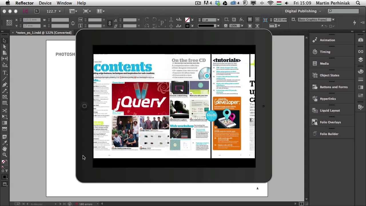 Digital Publishing With Indesign Cc Types Of Interactive Documents