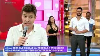 """Nicole Bahls fica furiosa ao ver beijo de Marcelo com """"a outra"""""""