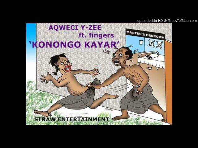 AQWECI Y-ZEE - (KONOGO KAYAR) - MIXED BY EDDYKAY BEATZ