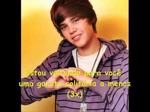 Justin Bieber - One less lonely girl(legendado).wmv