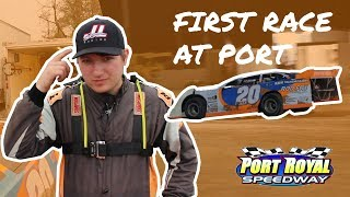 First Race at Port | Port Royal 10-6 | Racing Vlog #33