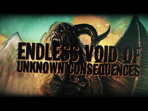 """Infex - """"The Abyss"""" Official Lyric Video"""