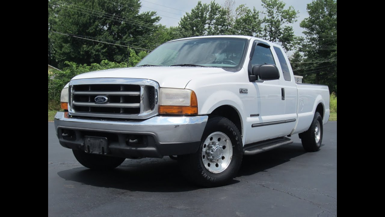 2000 ford f 250 xlt 7 3l powerstroke diesel longbed 6 speed sold youtube. Black Bedroom Furniture Sets. Home Design Ideas