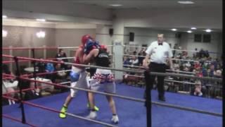 Callum hancock 5th fight