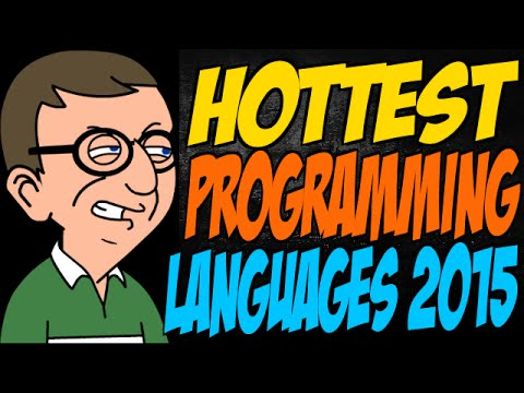 Hottest Programming Languages for 2015