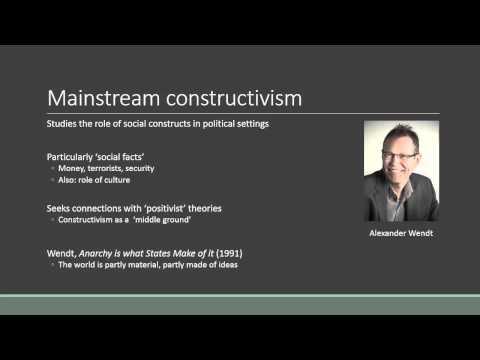 04 Social Constructivism