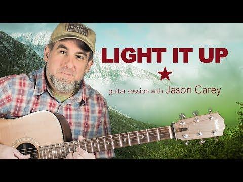 Light it Up Luke Bryan Guitar Lesson