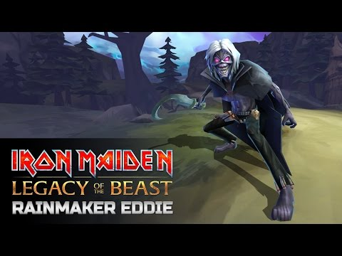 Iron Maiden: Legacy of the Beast Rainmaker Eddie
