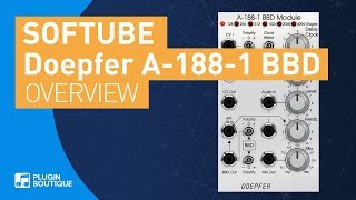 Doepfer A-188-1 BBD for Modular by Softube | Tutorial