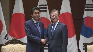 """""""G20 의장국 일본, 한국과 각세우는 것 바람직하지 않아"""" / 연합뉴스TV (YonhapnewsTV)"""