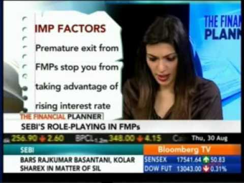 Bloomberg UTV The Financial Planner 30 Aug 2012 Renu Pothen