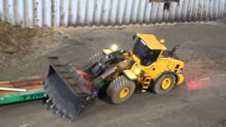 RC TRUCK ADVENTURES - Moving Heavy Equipment all day long..