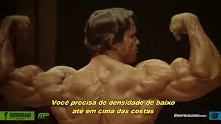 Arnold Schwarzenegger - di¢as de treino ( LEGENDADO)