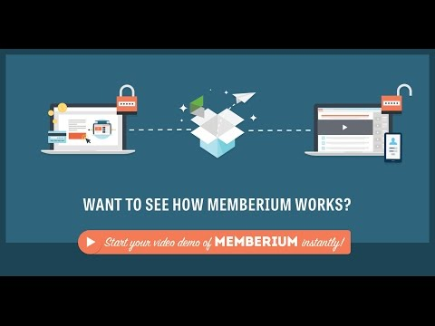 See How Memberium Works: Build Powerful WordPress Membership Sites with Infusionsoft