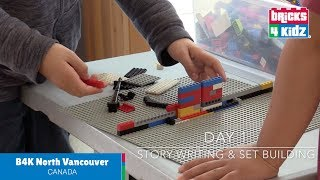 B4K North Vancouver Stop Motion Animation Camp