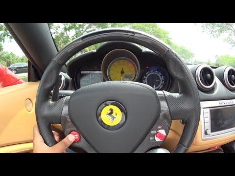 2013 Ferrari California 0-60 Acceleration