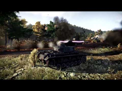 War Thunder Ground Forces DOWNLOAD - Join Beta (PC)