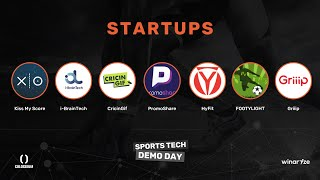 Sports Tech Demo Day #1