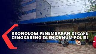 Kronologi Penembakan di Cafe Cengkareng oleh Oknum Polisi yang Menewaskan 3 Orang