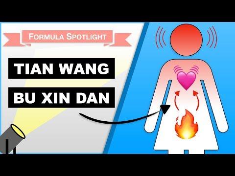TIAN WANG BU XIN DAN - Herbal Formulas In Traditional Chinese Medicine