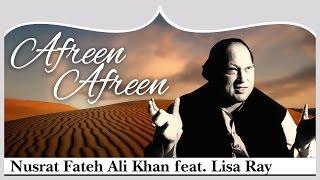 Afreen Afreen - Nusrat Fateh Ali Khan feat. Lisa Ray | Music Video