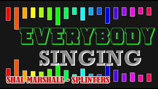 Download SHAL MARSHALL  - SPLINTERS OFFICIAL LYRICS SOCA 2018 MP3 song and Music Video