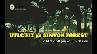 Program UTLC FIT @ Sintok Forest 2020