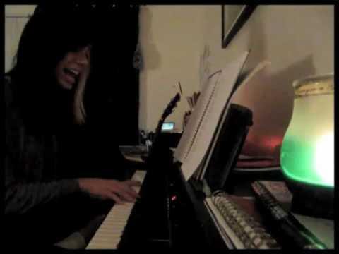 Christina Perri - The Scientist (Coldplay) [Cover]