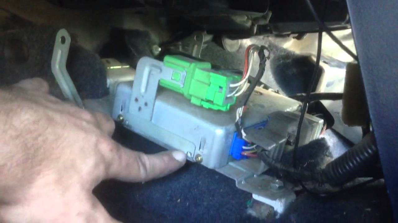 94 nissan sentra ecu location youtube starter relay on 2004 nissan titan 1996 nissan maxima starter location charming 1994 nissan pickup wiring diagram  [ 1280 x 720 Pixel ]