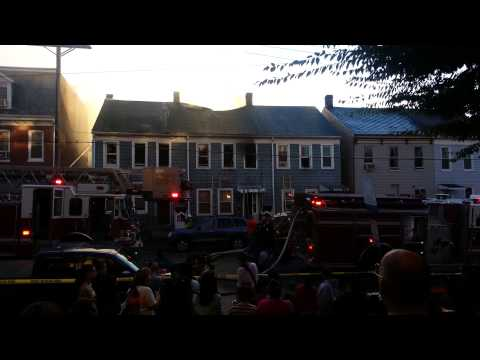 N Pershing House Fire 09/16/2013