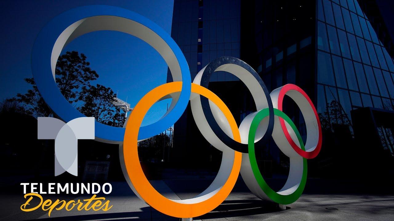 Confirmadas las nuevas fechas en 2021 de los Juegos Olímpicos Tokyo 2020 |  Telemundo Deportes - YouTube