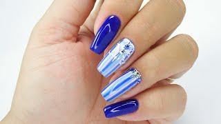 Blue & pink stripes / My Love Hybrydowe