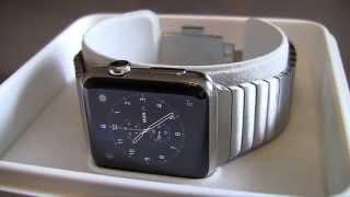 Apple Watch 'Link Bracelet'   iPhoneBlog.de