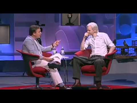 Interview with Julian Assange - Part 2