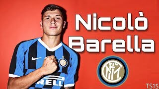 Nicolò Barella - WELCOME TO INTER ! - Film