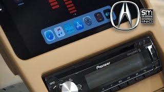 iPad Acura dash, part 2