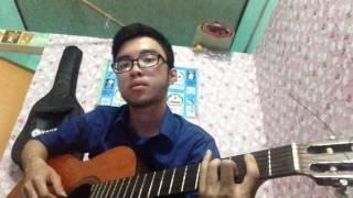 Từ bỏ(Khắc Việt) - Guitar cover hợp âm- Demo hướng dẫn