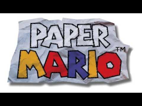 Main Title - Paper Mario