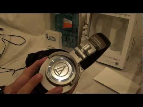 Audio Technica ATH M50s/LE & ATH SJ33 Headphones First Impressions