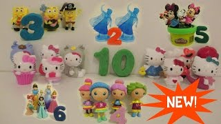 Gambar cover Learn Numbers Fun and Creative for Kids Learning Class Video for Preschool Children