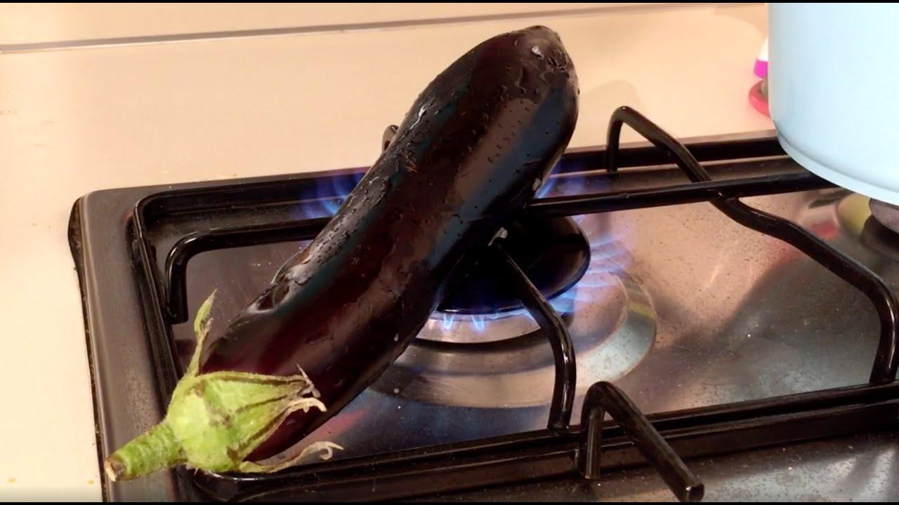 Patlıcan evde nasıl közlenir 👌Fırında Közlenmiş PATLICAN  kışa hazırlık🍆🍆🍆🍆🍆